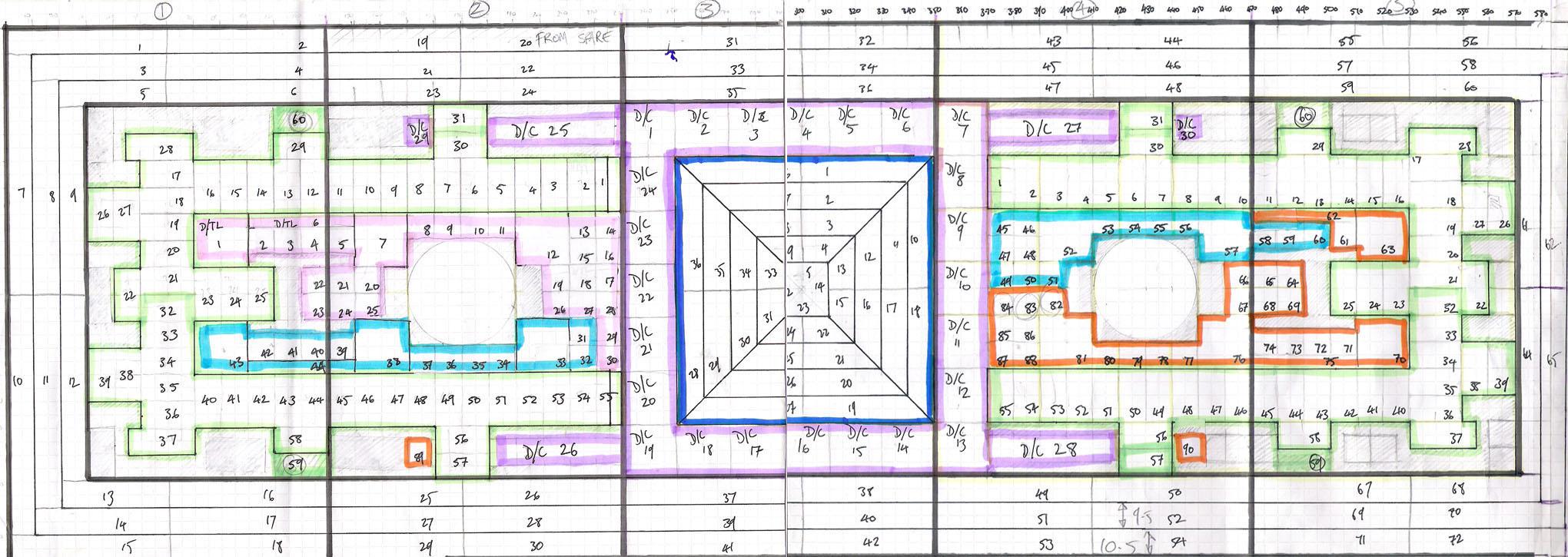 carpet plan